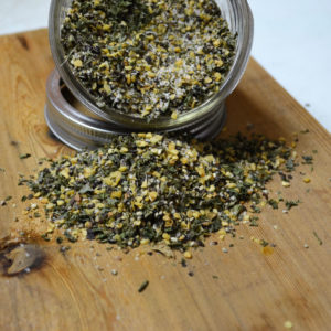 CITRUS GARLIC PEPPER RUB
