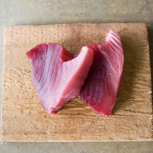 ahi (yellowfin) tuna 2