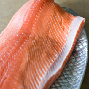 Alaskan King Salmon