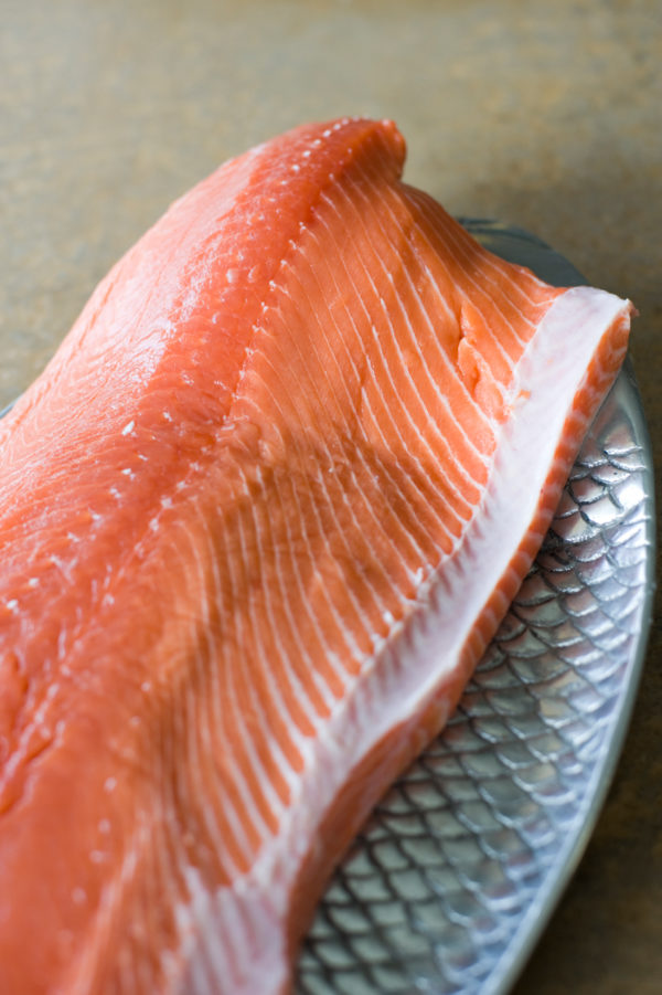 Alaskan King Salmon