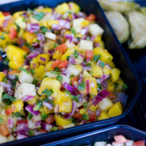 MANGO APPLE SALSA